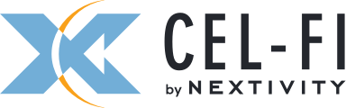 Cel-Fi by Nextivity logo